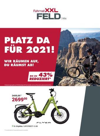 Fahrrad XXL Prospekt (bis einschl. 01-12)