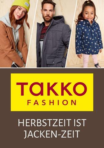 Takko Fashion Prospekt (bis einschl. 30-11)