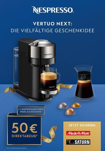 Nespresso Prospekt (bis einschl. 20-12)