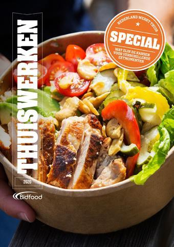 Bidfood reclame folder (geldig t/m 31-12)
