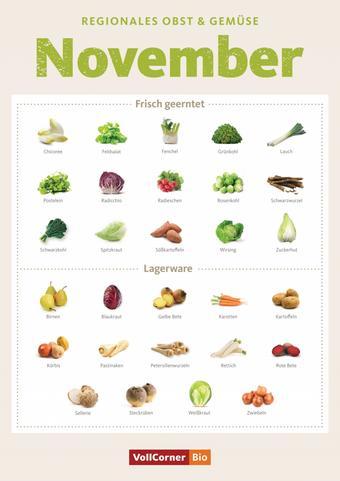VollCorner Biomarkt Prospekt (bis einschl. 30-11)