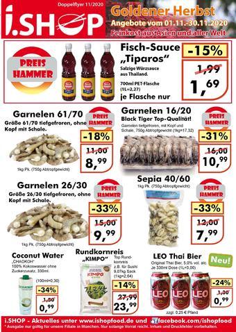 i.shop Prospekt (bis einschl. 30-11)