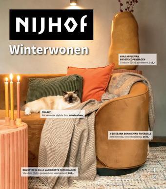 Nijhof reclame folder (geldig t/m 06-12)