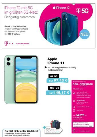 Telekom Shop Prospekt (bis einschl. 30-11)