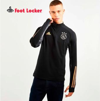Foot Locker reclame folder (geldig t/m 04-01)