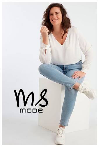 MS Mode reclame folder (geldig t/m 19-01)