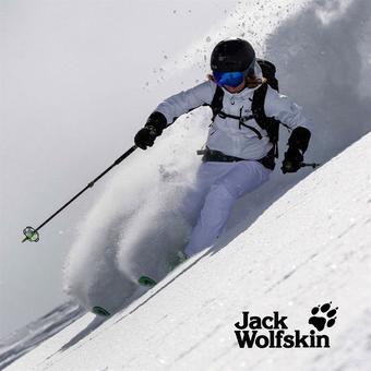 Jack Wolfskin Prospekt (bis einschl. 05-01)