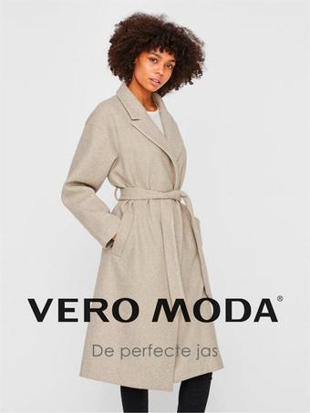 Vero Moda reclame folder (geldig t/m 30-11)
