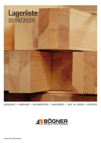 Karl Bögner Prospekt (bis einschl. 01-01)