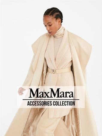 MaxMara reclame folder (geldig t/m 19-12)