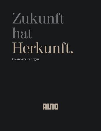 alno Küchenwelten Prospekt (bis einschl. 31-01)