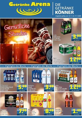 Getränke Arena Prospekt (bis einschl. 02-12)