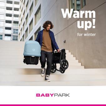 Babypark reclame folder (geldig t/m 14-12)