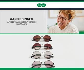 Specsavers reclame folder (geldig t/m 07-12)