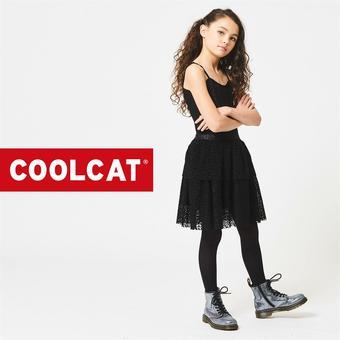 CoolCat reclame folder (geldig t/m 22-02)