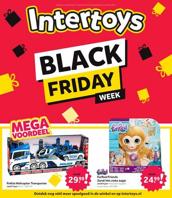 Intertoys reclame folder (geldig t/m 30-11)