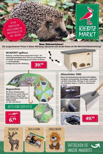 Kiebitzmarkt Prospekt (bis einschl. 30-11)