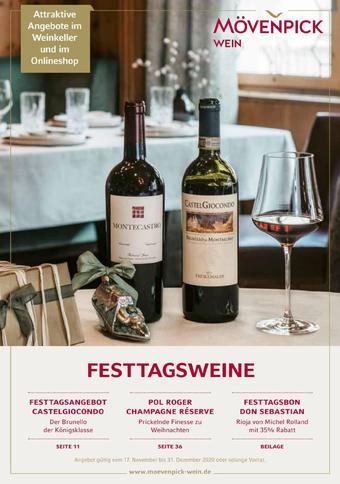 Mövenpick Wein Prospekt (bis einschl. 31-12)