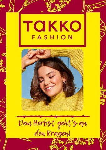 Takko Fashion Prospekt (bis einschl. 14-12)