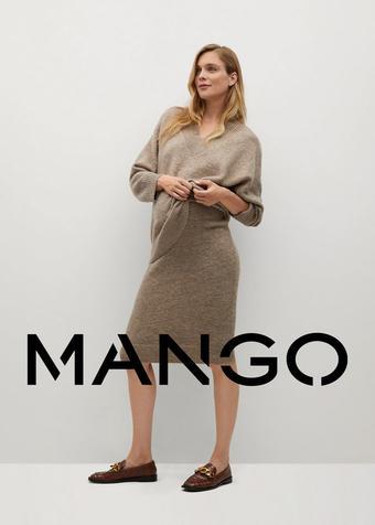 MANGO reclame folder (geldig t/m 02-12)