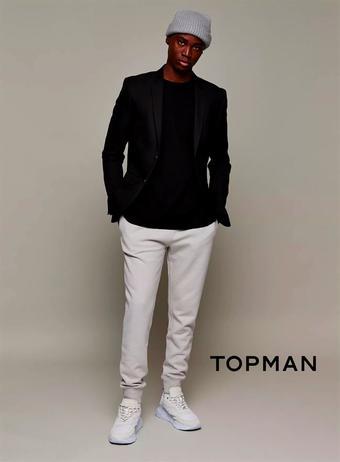 Topman reclame folder (geldig t/m 18-01)