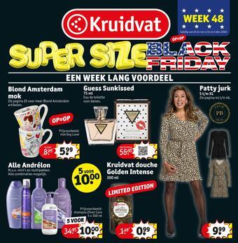 Kruidvat reclame folder (geldig t/m 06-12)