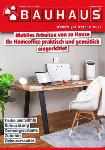 Bauhaus Prospekt (bis einschl. 28-11)