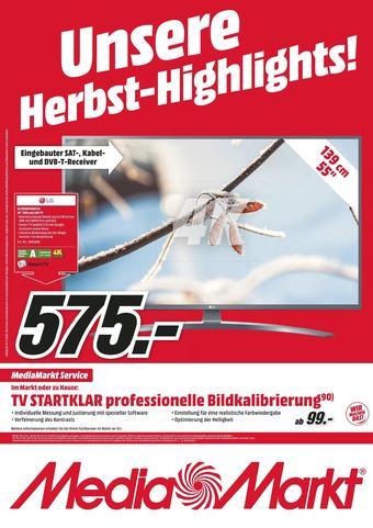 MediaMarkt Prospekt (bis einschl. 25-11)