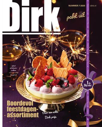 Dirk reclame folder (geldig t/m 27-12)