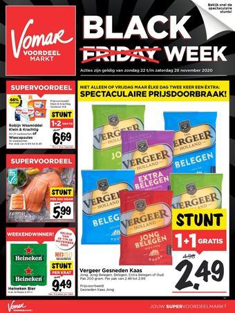 Vomar reclame folder (geldig t/m 28-11)