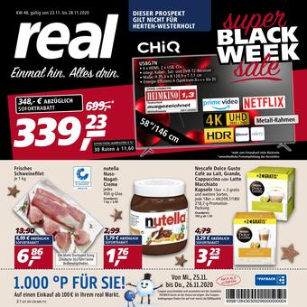 real reclame folder (geldig t/m 29-11)