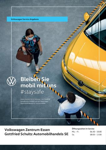 Volkswagen Prospekt (bis einschl. 31-01)