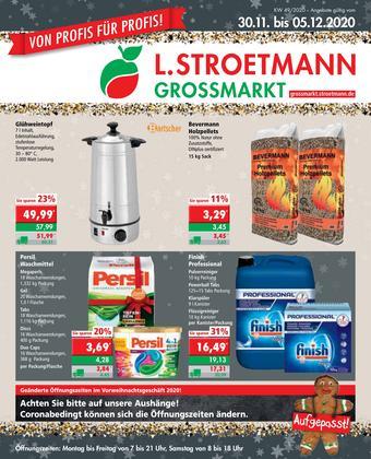 L. STROETMANN GROSSMARKT Prospekt (bis einschl. 05-12)