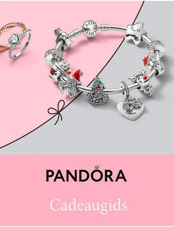 Pandora reclame folder (geldig t/m 28-12)