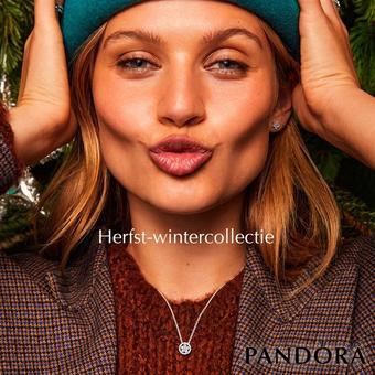 Pandora reclame folder (geldig t/m 18-01)