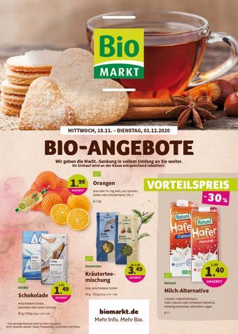 Aleco Biomarkt Prospekt (bis einschl. 01-12)
