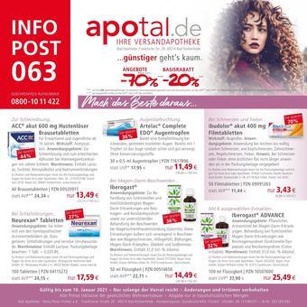 Apotal Prospekt (bis einschl. 01-10)