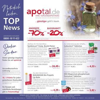 Apotal Prospekt (bis einschl. 31-12)