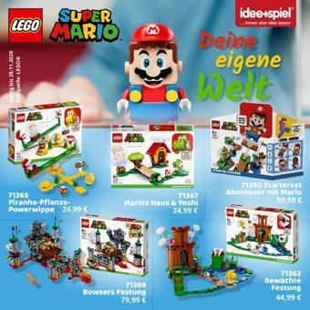 Lego Prospekt (bis einschl. 28-11)