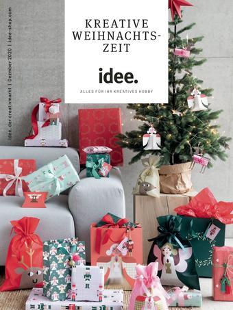 Idee Creativmarkt Prospekt (bis einschl. 31-12)