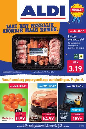 ALDI reclame folder (geldig t/m 06-12)