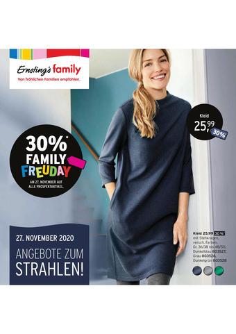 Ernstings family Prospekt (bis einschl. 03-12)