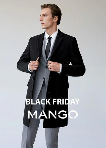 MANGO reclame folder (geldig t/m 29-11)