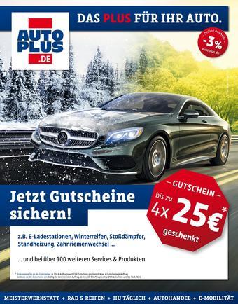 AUTO plus Prospekt (bis einschl. 31-12)