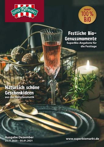 Superbiomarkt Prospekt (bis einschl. 05-12)