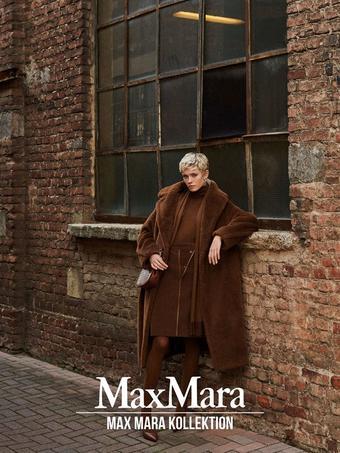 Max Mara Prospekt (bis einschl. 24-01)