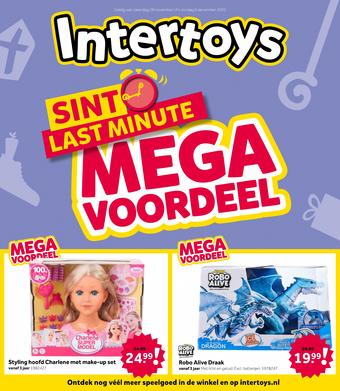 Intertoys reclame folder (geldig t/m 06-12)