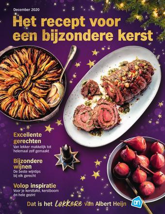 Albert Heijn reclame folder (geldig t/m 27-12)