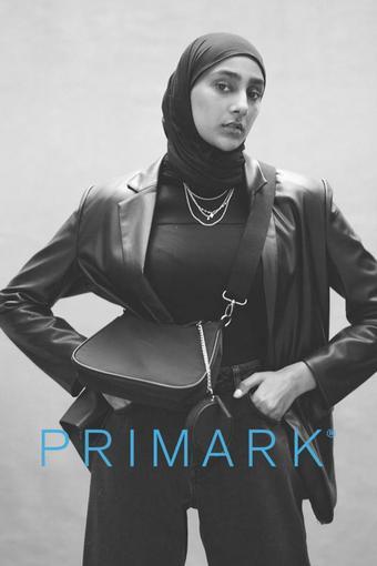 Primark reclame folder (geldig t/m 03-12)