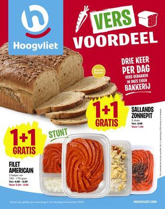 Hoogvliet reclame folder (geldig t/m 08-12)